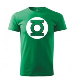 Koszulka BIG BANG THEORY - Green Lantern